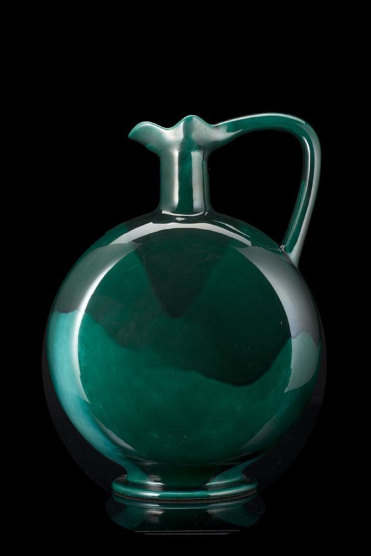 Lenci Grande versatoio in ceramica formata a colaggio e