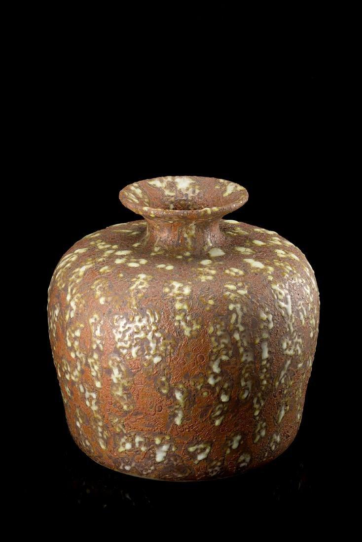 Lenci Grande vaso in ceramica formata a colaggio e