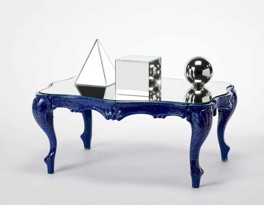 "Nanda Vigo (Milano 1936)""My poetical desk""Scultura"