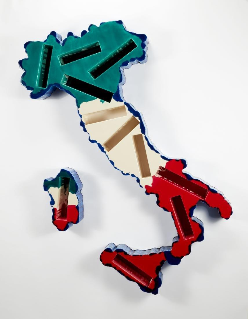 """Carlo Poggio """"L'Italia ricomincia da zero""""Libreria a"""