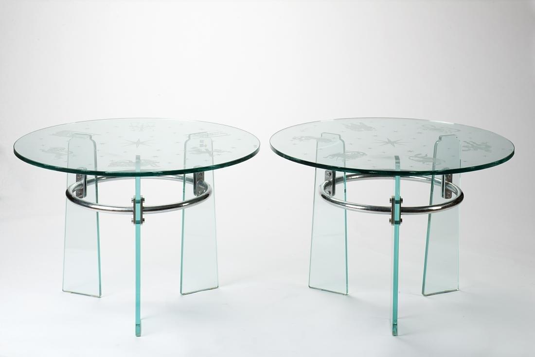 Luigi Brusotti (1926)(Attributed)A pair of tripod