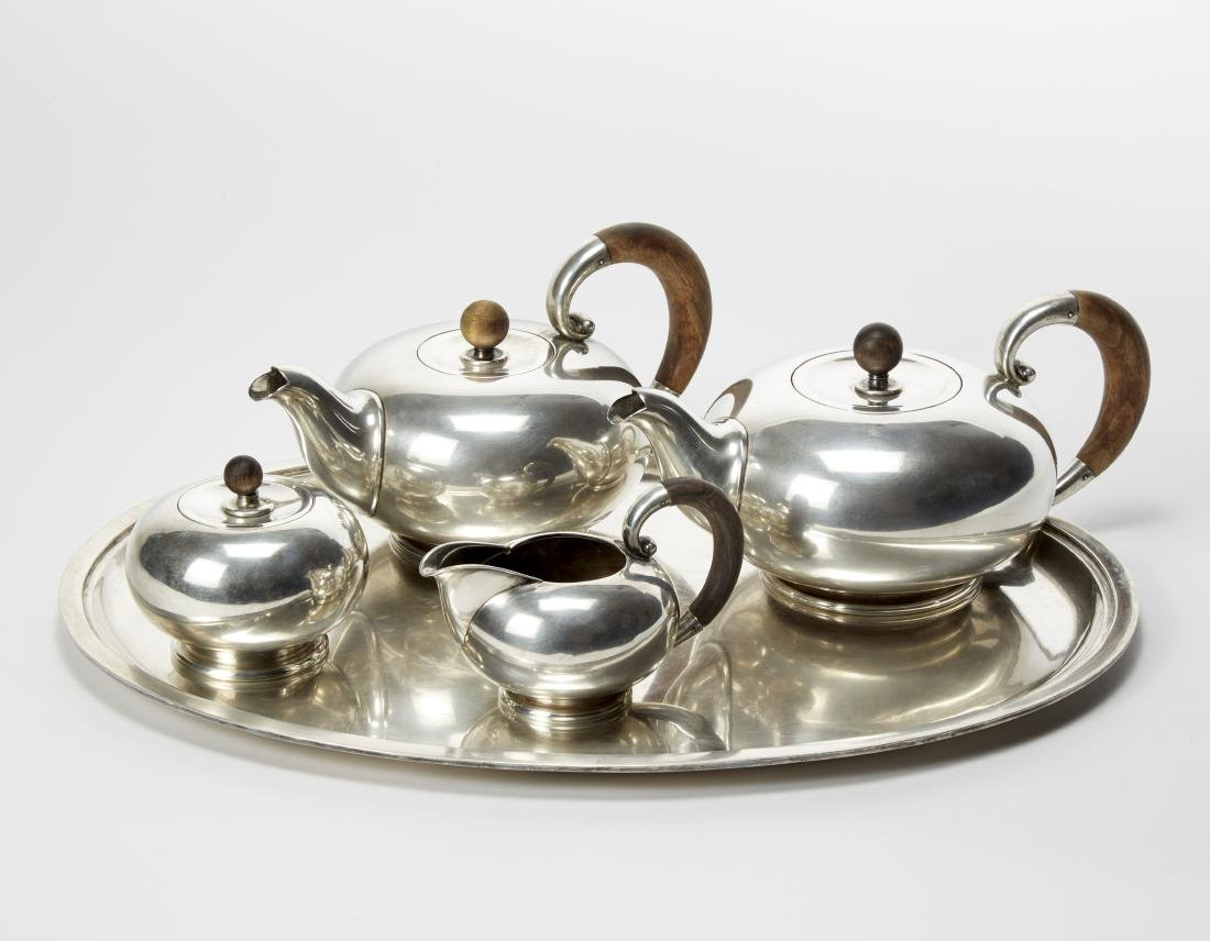 Miracoli Servizio da te e caffè composto da vassoio,