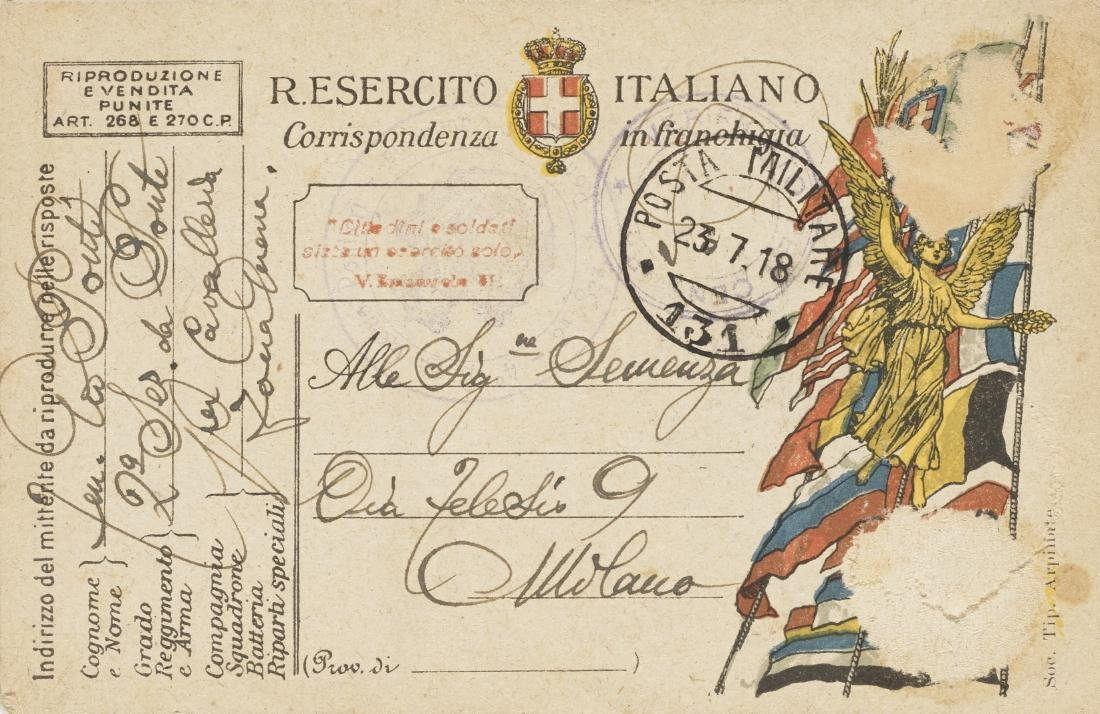 Gio Ponti (Milano 1891 - Milano 1979)Lotto di undici - 2