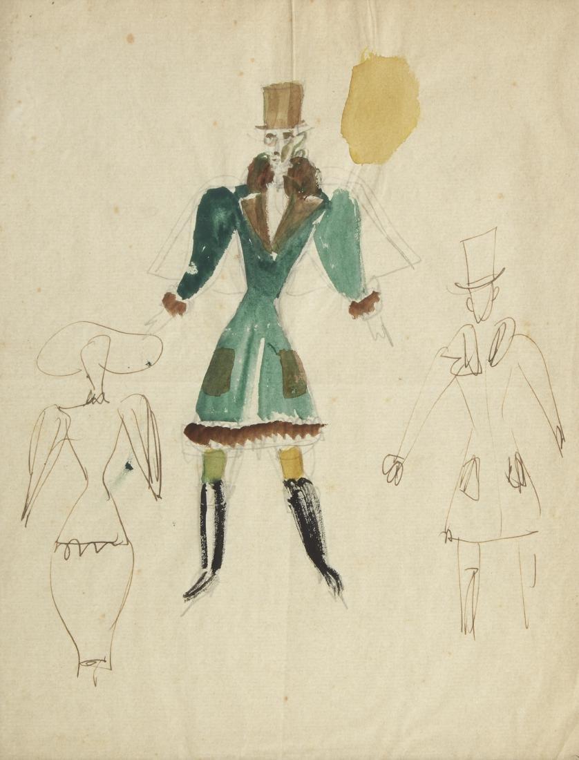 """Gio Ponti (Milano 1891 - Milano 1979)""""Il"""