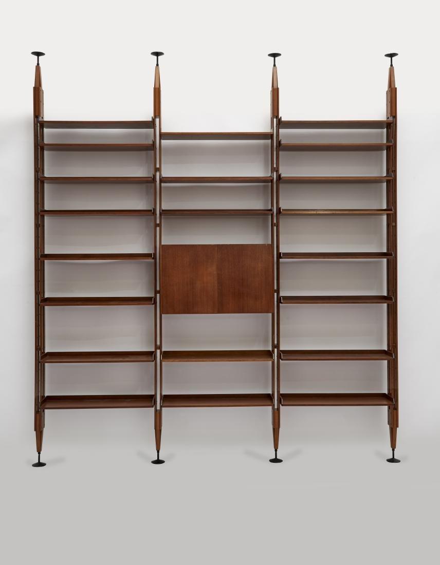 Franco Albini (Robbiate 1905 - Milano 1977)Libreria