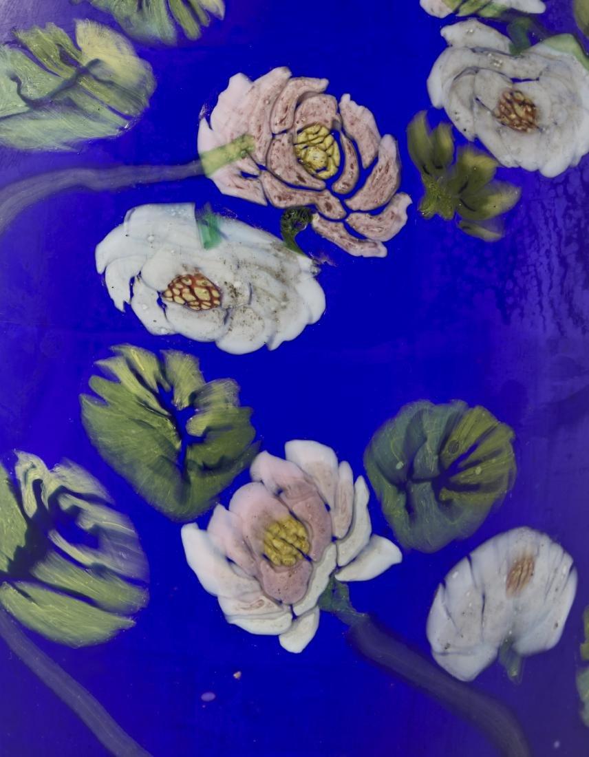 Artisti Barovier Grande vaso in vetro soffiato a - 4