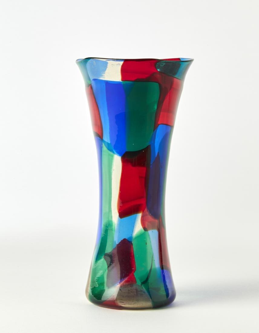 Fulvio Bianconi (Padova 1915 - Milano 1996)Vaso modello
