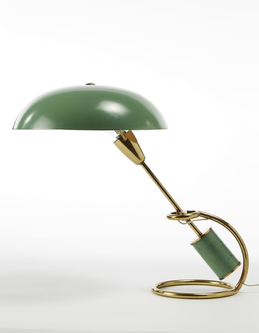 Angelo Lelii (Ancona 1915 - 1987)Lampada da tavolo