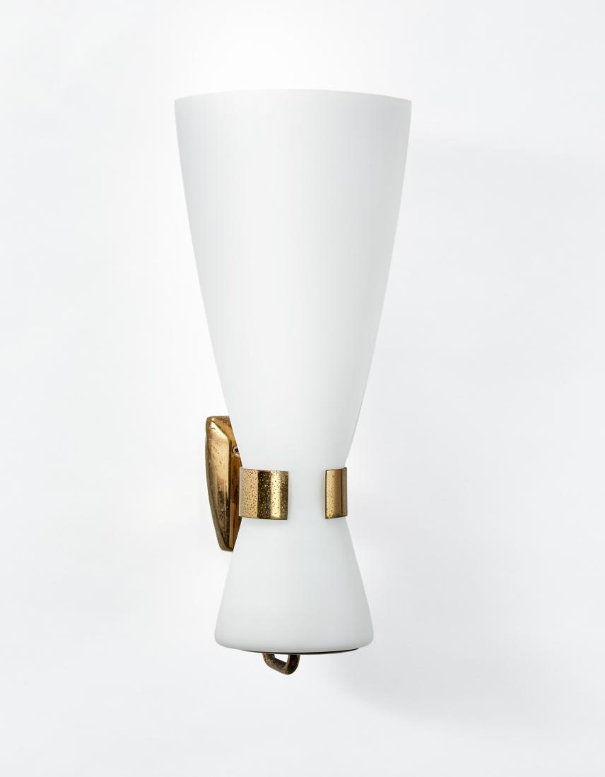 """Stilnovo Lampada da parete modello """"2087"""". Milano,"""