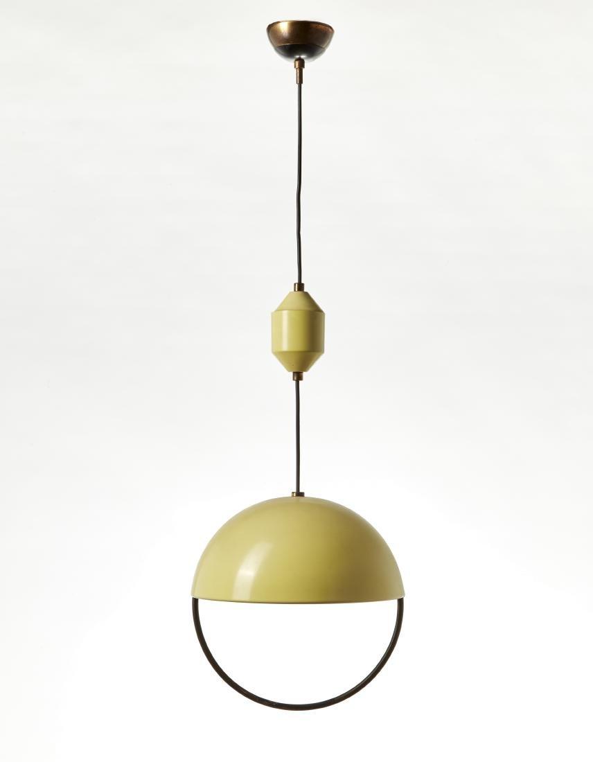 Stilnovo Lampada a sospensione a saliscendi modello
