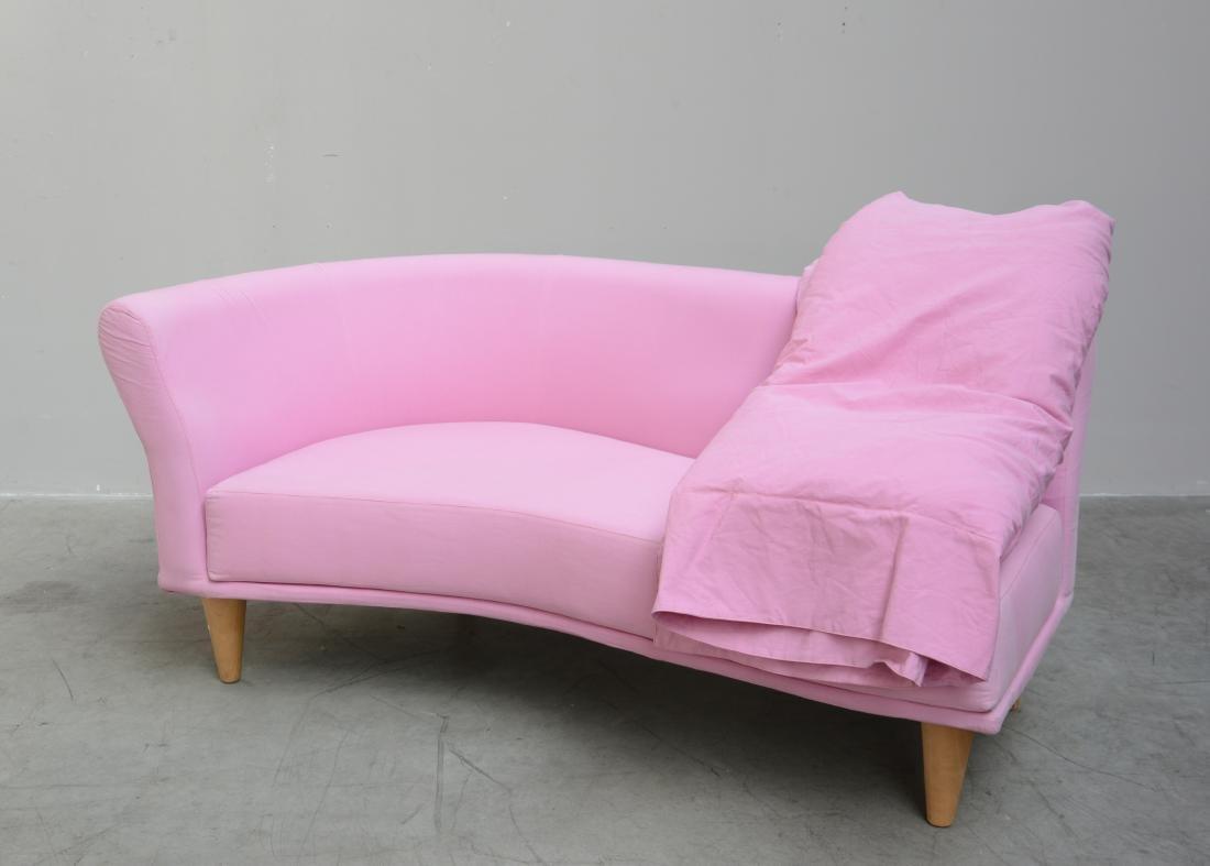 Anna Gili (Orvieto 1960)Prototipo di divano rivestito
