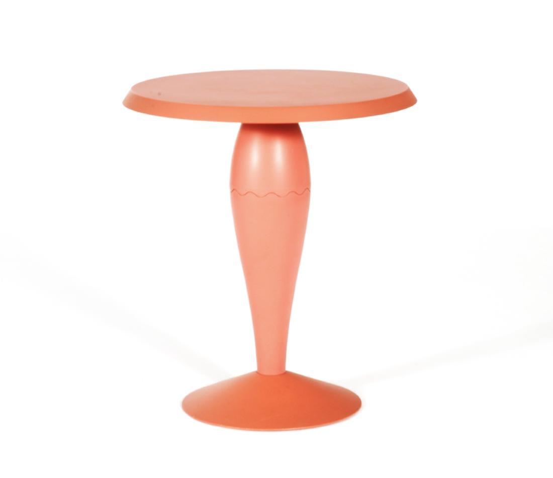 Philippe Starck (Parigi 1949)* Tavolo rotondo modello