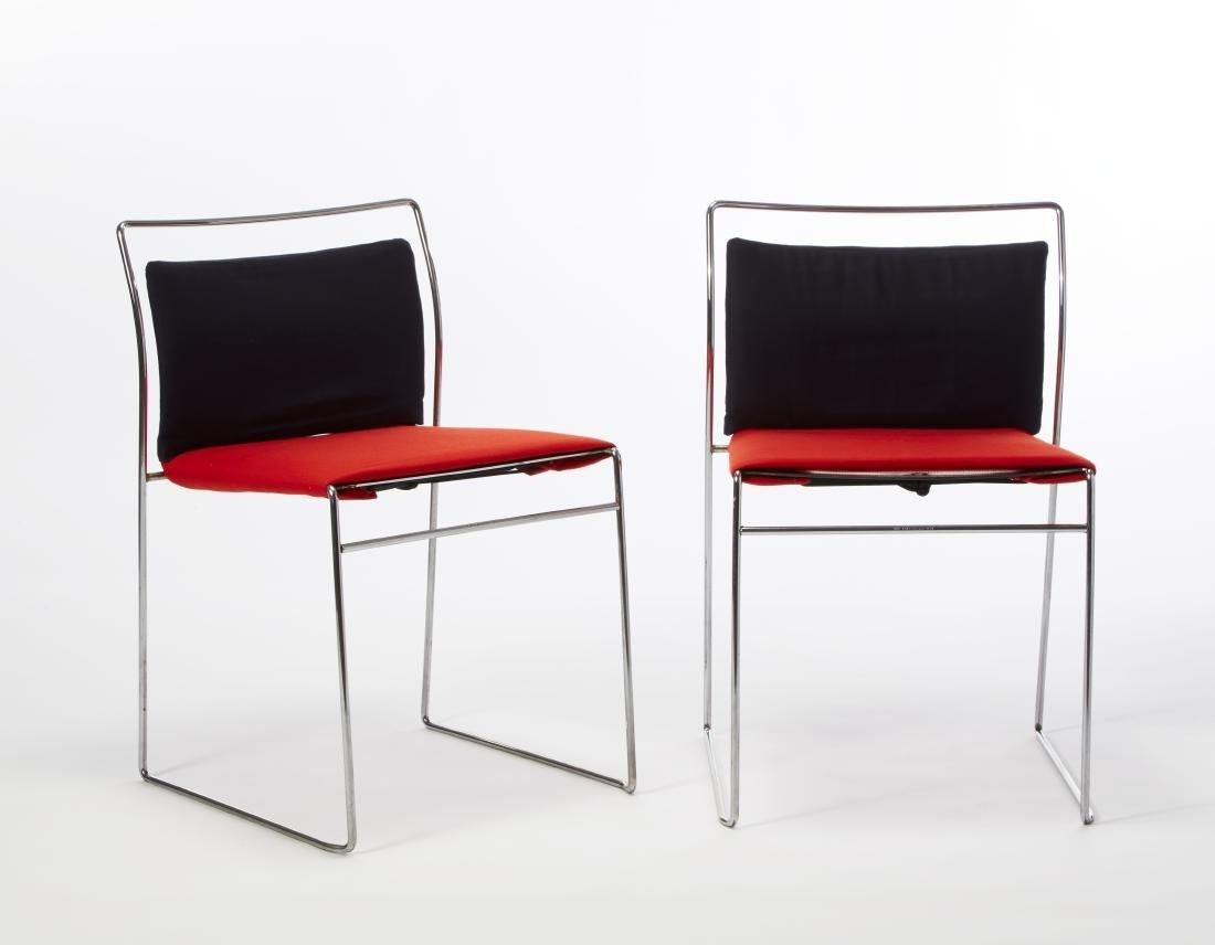 Kazuhide Takahama (1930 - 2010)* Coppia di sedie