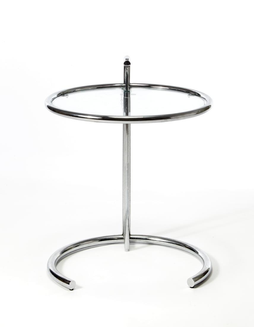 Eileen Grey (Enniscorthy 1878 - Parigi 1976)Tavolino da