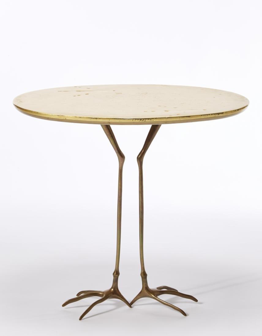 Meret Oppenheim (Berlino 1913 - Basilea 1985)Tavolino