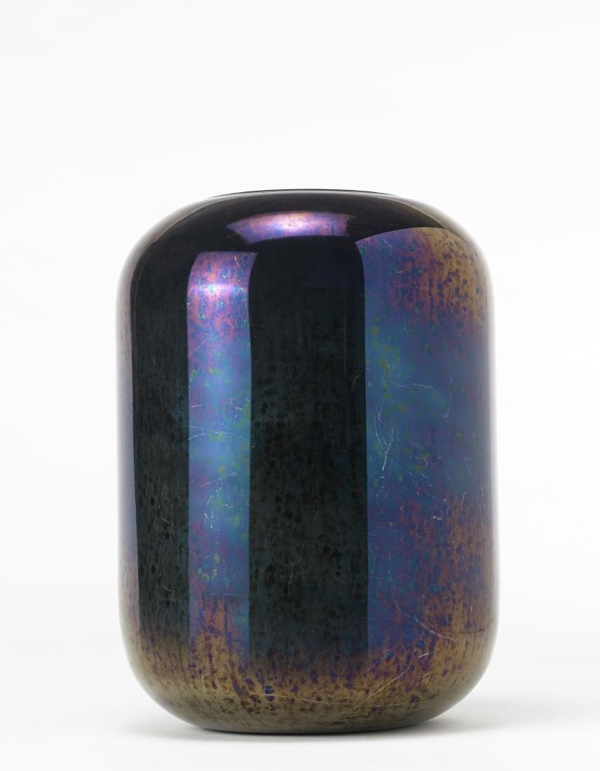 Azucena Vaso cilindrico di forma stondata e con orlo