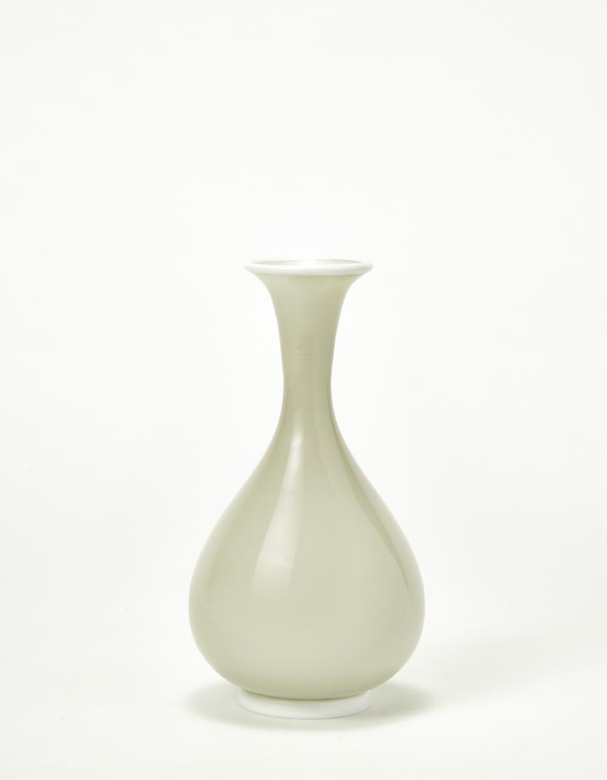 """Venini Vaso della serie """"Opalini"""". Murano, anni '50."""