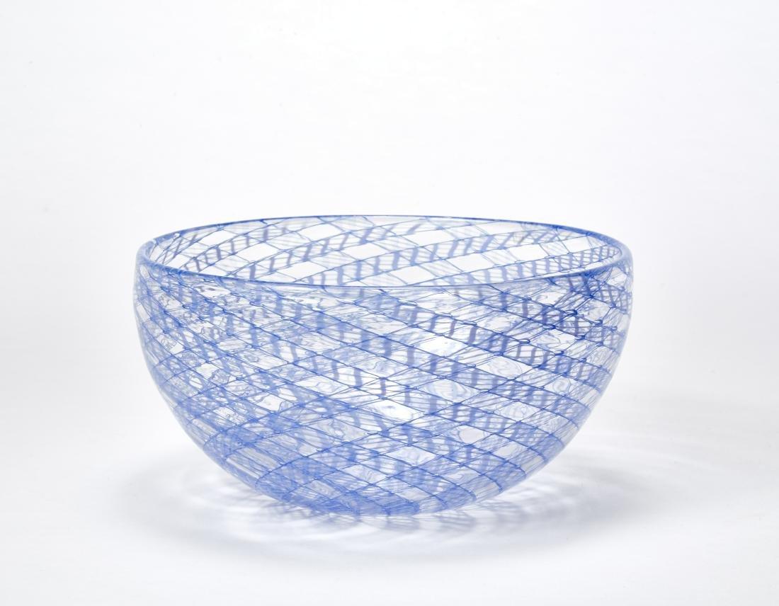 Archimede Seguso (Murano 1909 - Murano 1999)Ciotola in