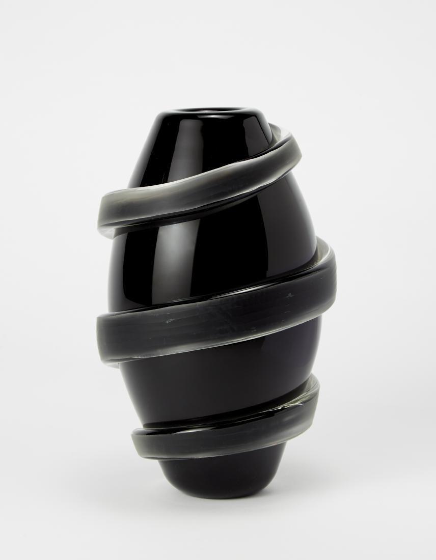 "Venini Vaso modello ""Novecentotrentasei"". Murano, 1988."