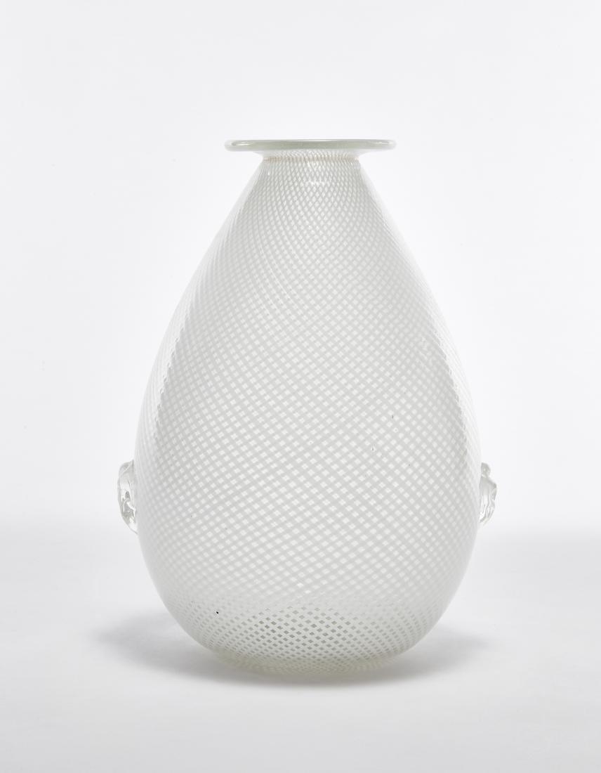 Dino Martens (Venezia 1894 - Venezia 1970)Vaso in vetro