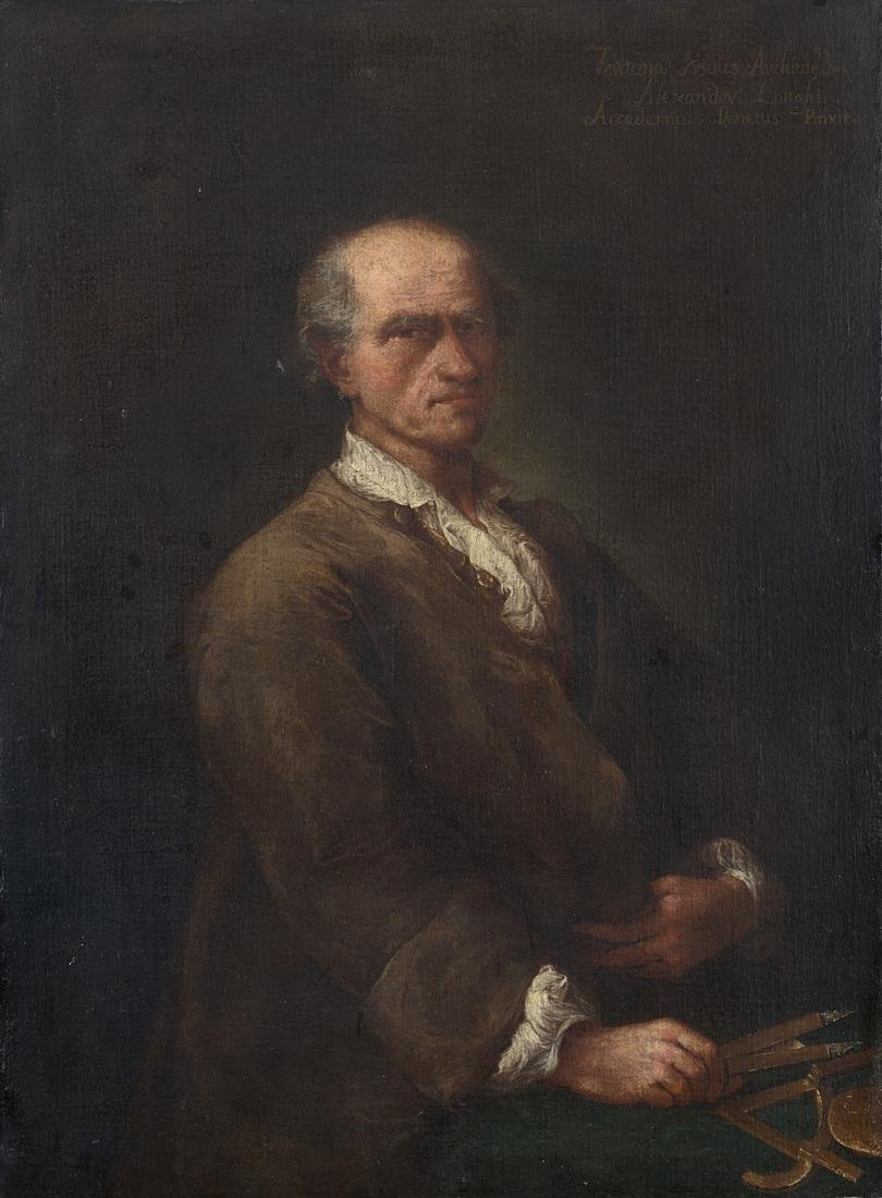 Alessandro Longhi (Venezia 1733 - 1813)