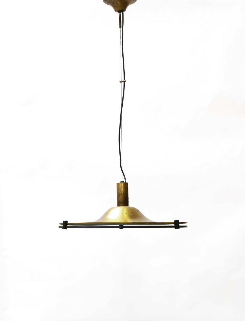 Lamperti  Suspension lamp. Robbiate, 1970s. Structure