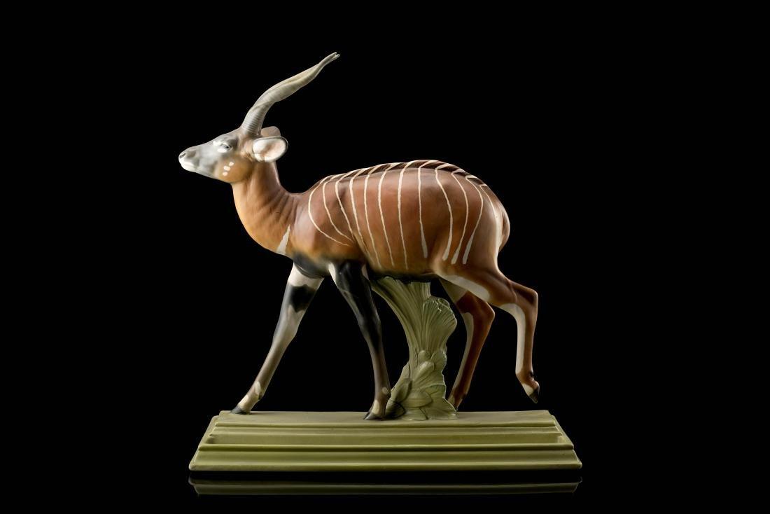"Felice Tosalli (Torino 1883 - Torino 1958) ""Antilope"