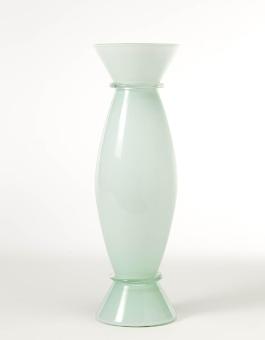 """Alessandro Mendini (Milano 1931) Vase model """"Acco""""."""