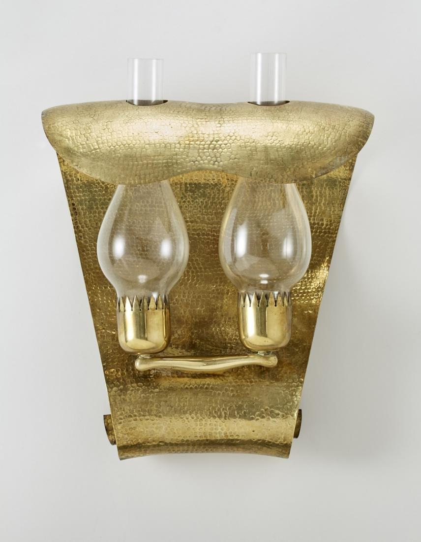 Gino Sarfatti (Venezia 1912 - Gravedona 1985) Wall lamp