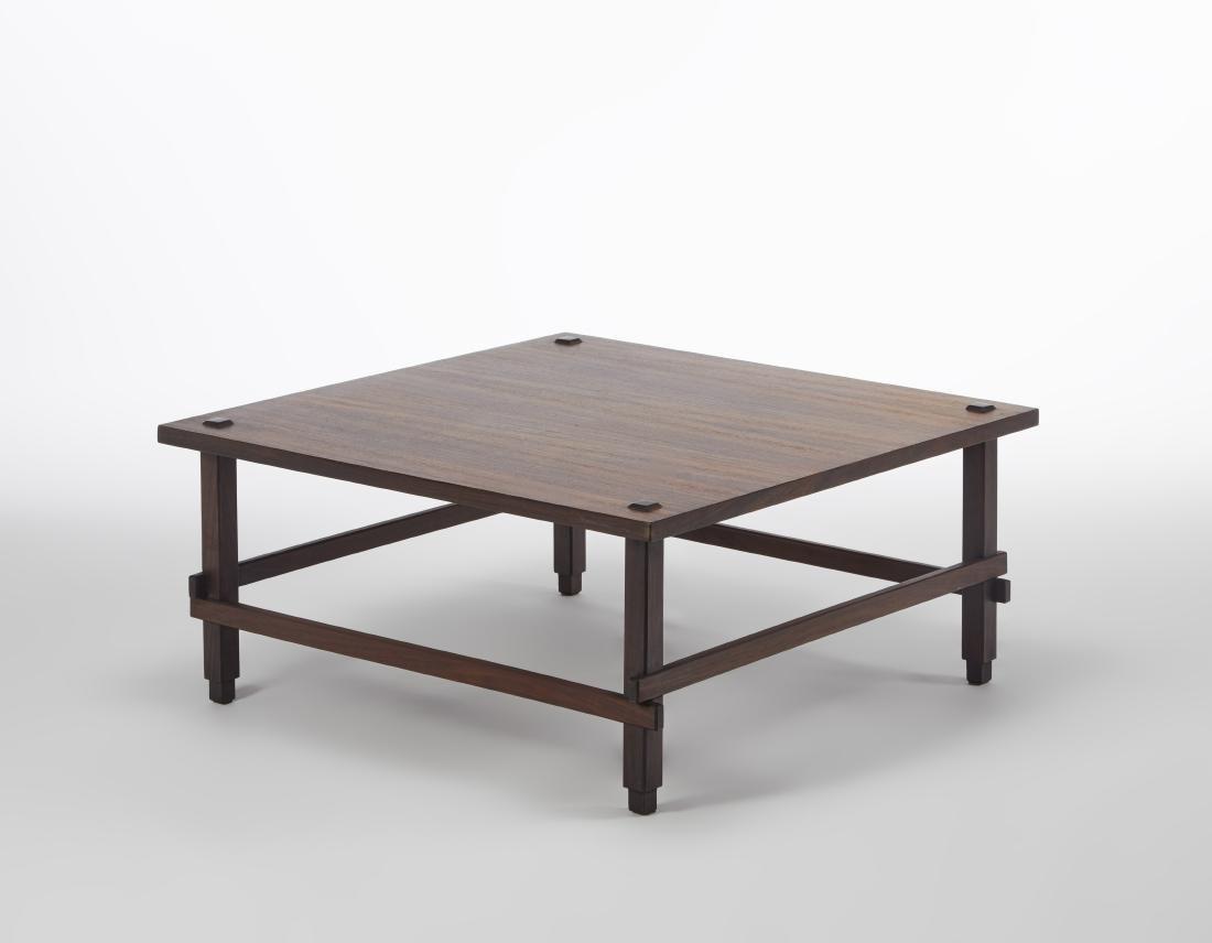 Ico Parisi (Palermo 1916 - Como 1996) Coffe table with