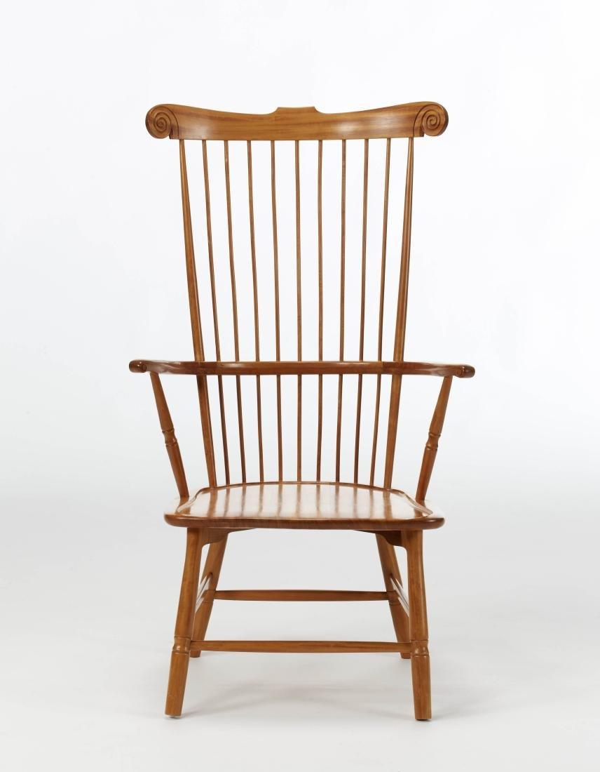 Paolo Buffa (Milano 1903 - Milano 1970) Armchair with
