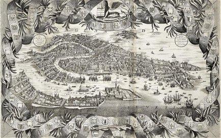 CORONELLI, Vincenzo (1650-1718) - [Atlante Veneto: