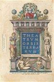ORTELIUS, Abraham (1527-1598) - Theatrum orbis