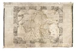 DE FER Nicolas 16471720  LAsie divise selon