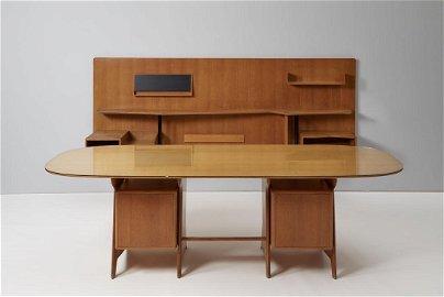 Gio Ponti (Milano 1891 - Milano 1979) Executive desk