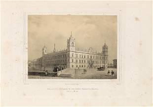 BOMBELLES, Charles-René de (1785-1856) - Monumenti e