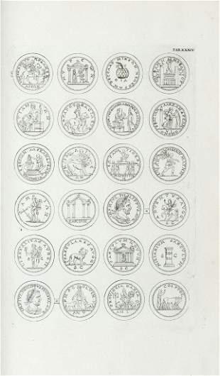 HAVERCAMP, Sigebert (1683-1742) - Nummophylacium