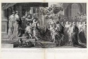 [RUBENS, Peter Paul (1577-1640)] - La Gallerie du