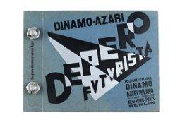 DEPERO, Fortunato (1892-1960) - Depero futurista.