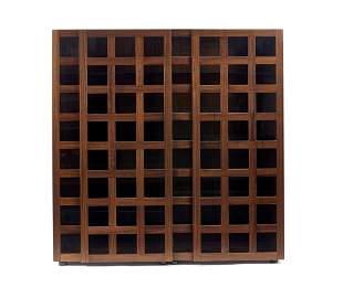 Marco Zanuso (Milano 1916 - Milano 2001) Bookcase with