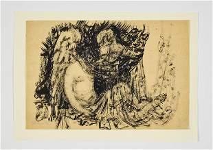"Tomaso Buzzi (Sondrio 1900 - Rapallo 1981) ""Ganimede"" ."