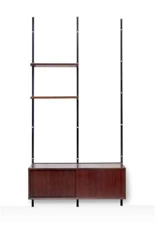Osvaldo Borsani (Varedo 1911 - Milano 1985) Bookcase