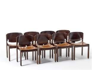Vico Magistretti (Milano 1920 - Milano 2006) Group of