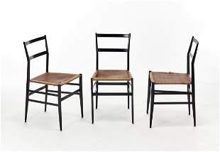 Gio Ponti (Milano 1891 - Milano 1979) Lot of three