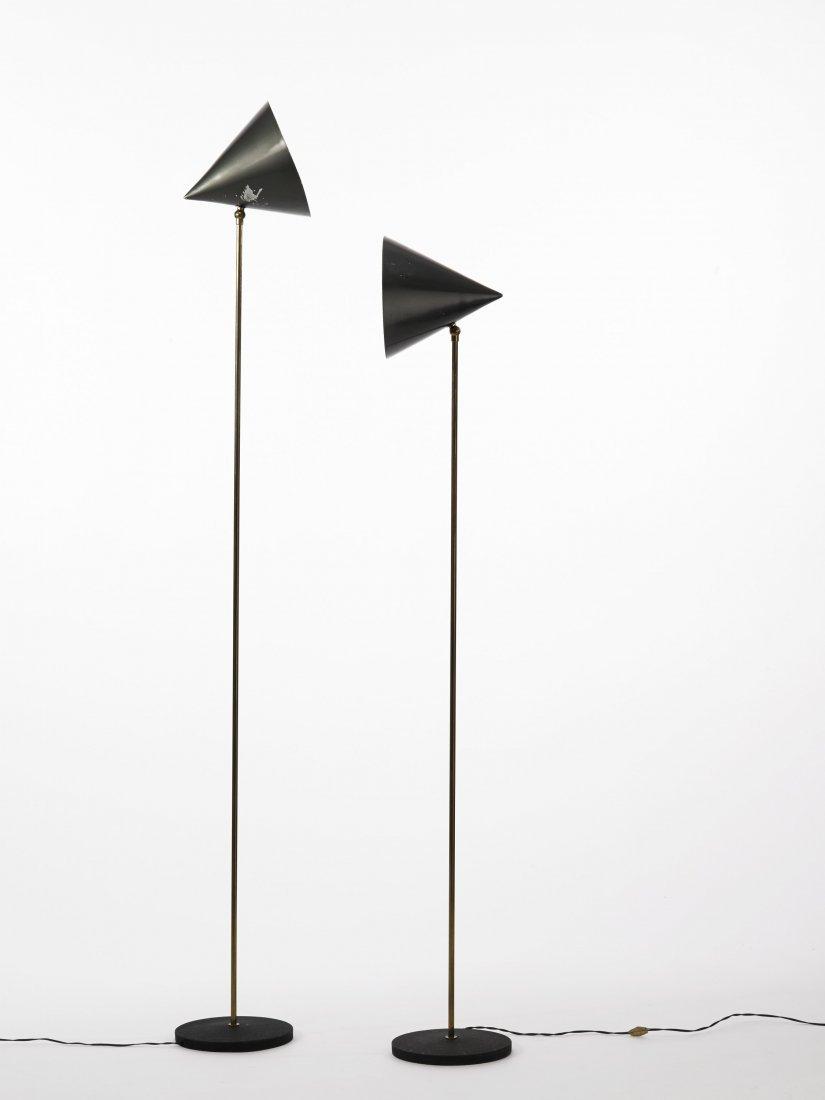 Luigi Caccia Dominioni (1913) - Lotto di due di lampade