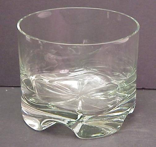 2003: Finnish Crystal ice bucket,poss. Iittala.Unsigned