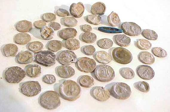 1012: Ancient (?) coin lot