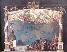 8: ATTRIBUTED TO EMMANUEL LEUTZE (1816-1868 WASHINGTON,