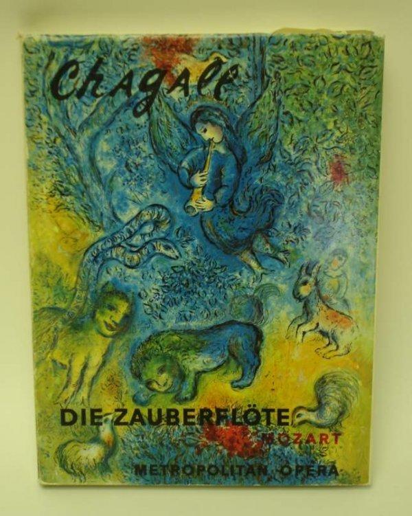 "3: Marc Chagall, ""Chagall at the Met"" (Chagall Die  Zau"