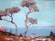 2175: Pair of American School California Landscapes, 20